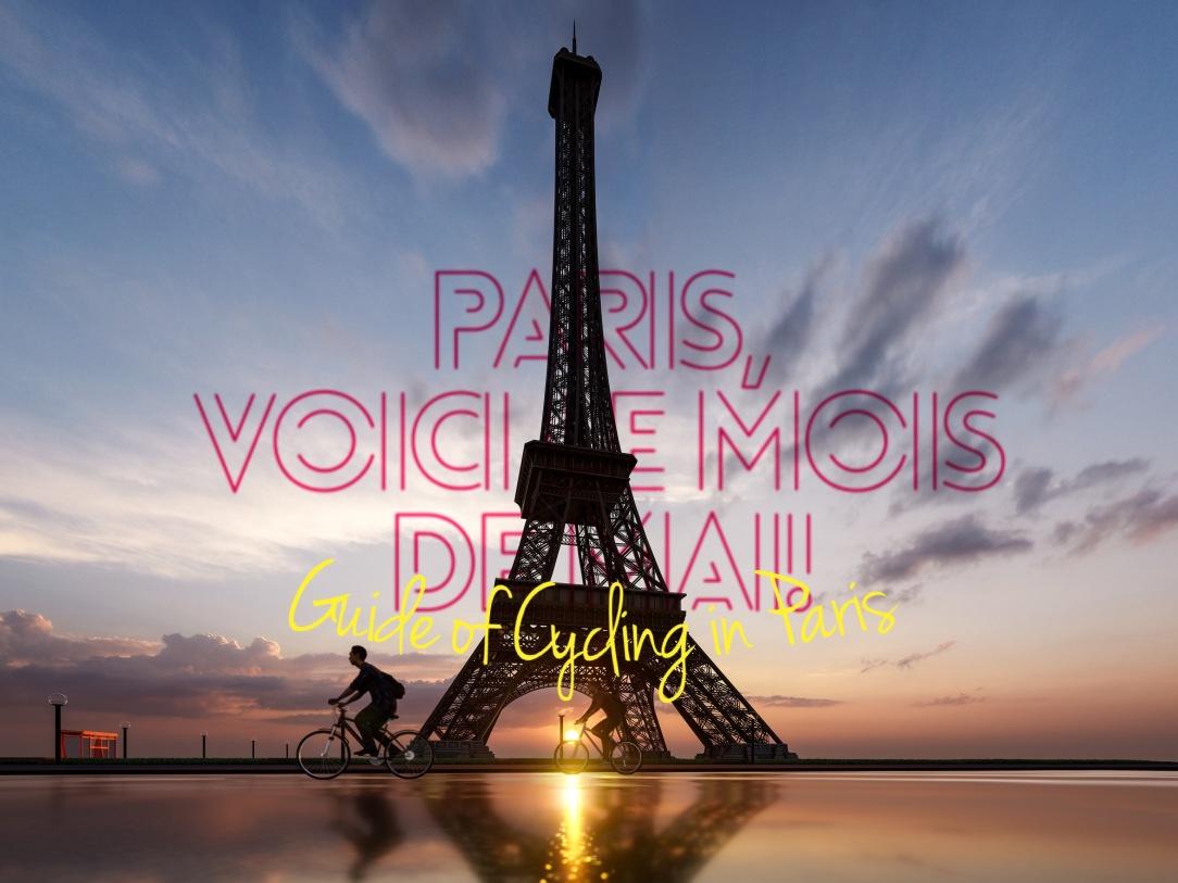 Paris, Voici le Mois De Mai