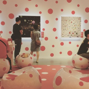 Step into Kusama's World