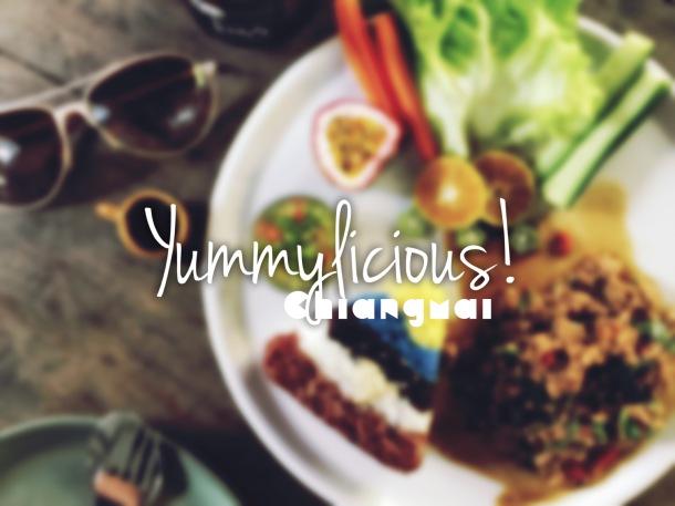 Yummylicious Chiangmai Cover