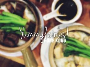 Yummylicious! Hong Kong!