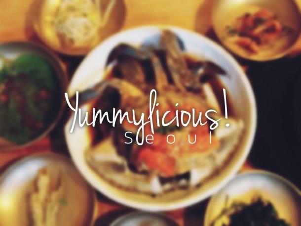 Yummylicious Seoul Cover