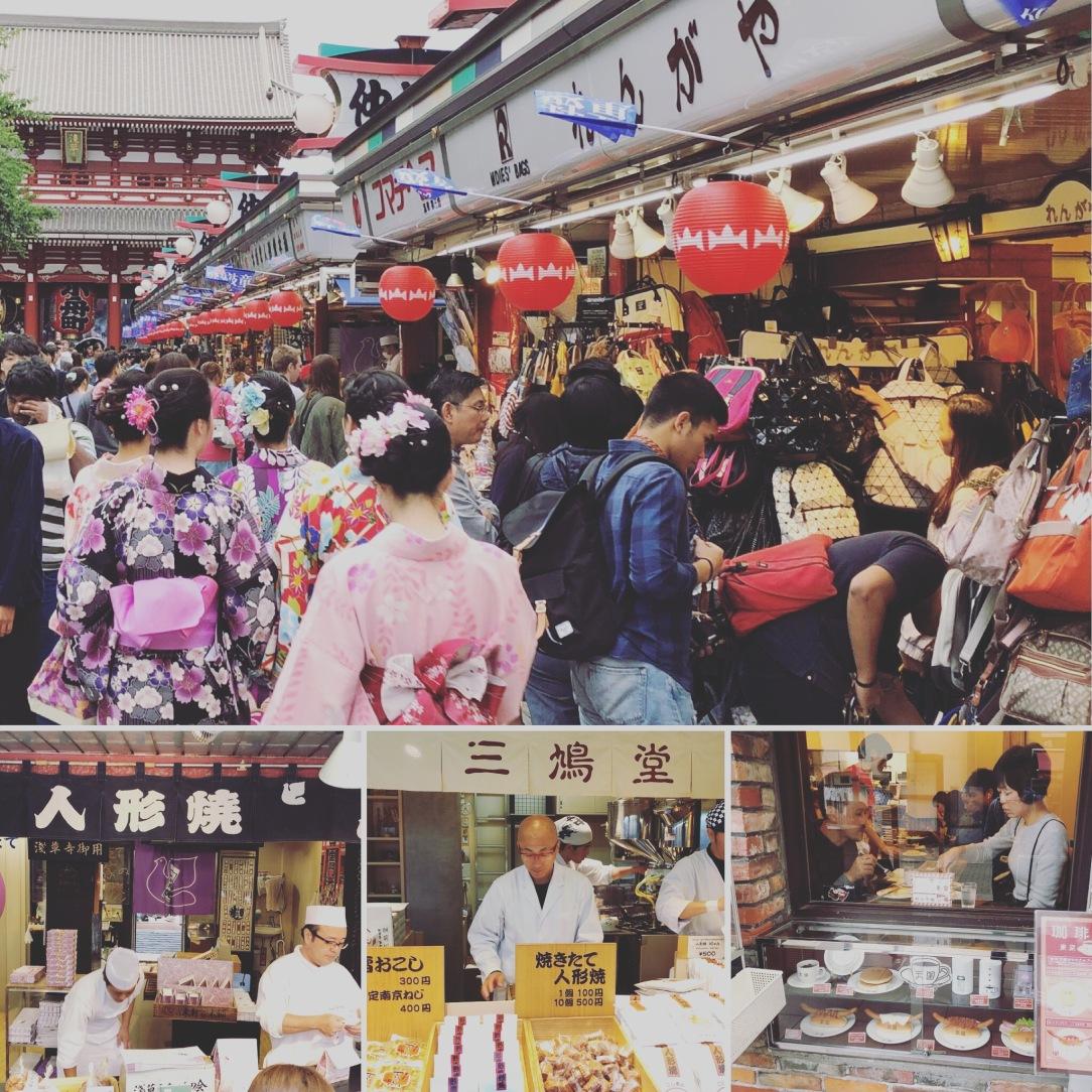 Yummylicious Tokyo - Asakusa - Food