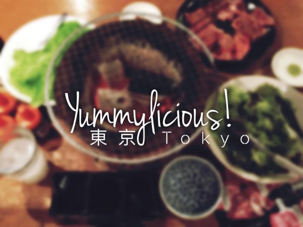 Yummylicious Tokyo Cover