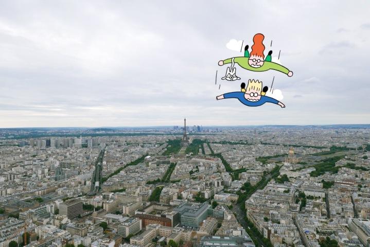 Paris viewpoint 16