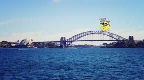 Sydney, Up!