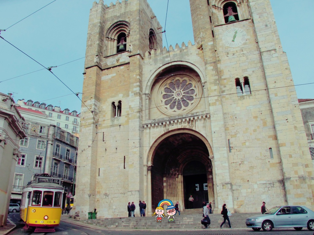 There it is - the mental picture that I had about Lisboa.