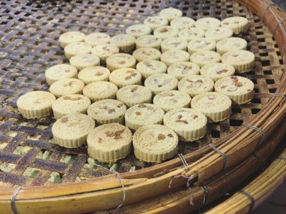Yummylicious Macau - almond cookies