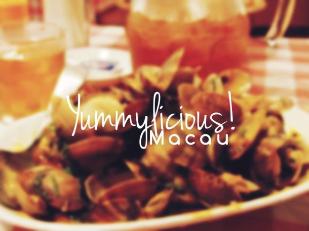 Yummylicious! Macau! Cover