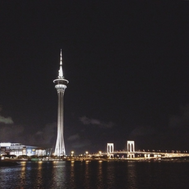 Yummylicious Macau - Macau Tower