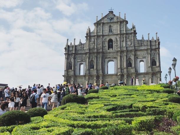 Yummylicious Macau - Ruins of St Paul
