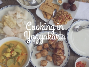 Cooking in Jogja