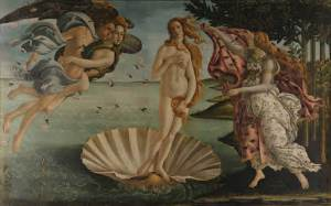 Botticelli_s The Birth of Venus