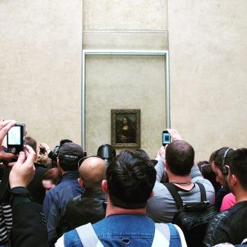 Le Louvre - Mona Lisa
