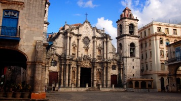 Havana Cathedral 4