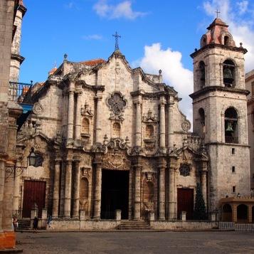Havana Cathedral 4