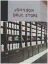 The historic Johnson drug store