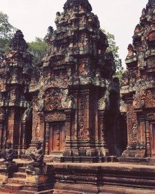 Banteay Srei 8