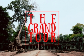 The Angkor Grand Tour – The Lost Khmer Smile