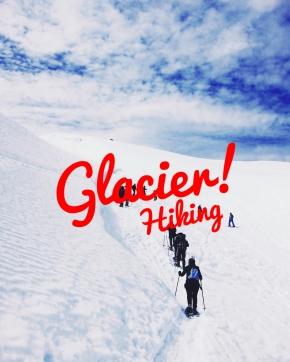 Glacier Hiking: Folgefonna!