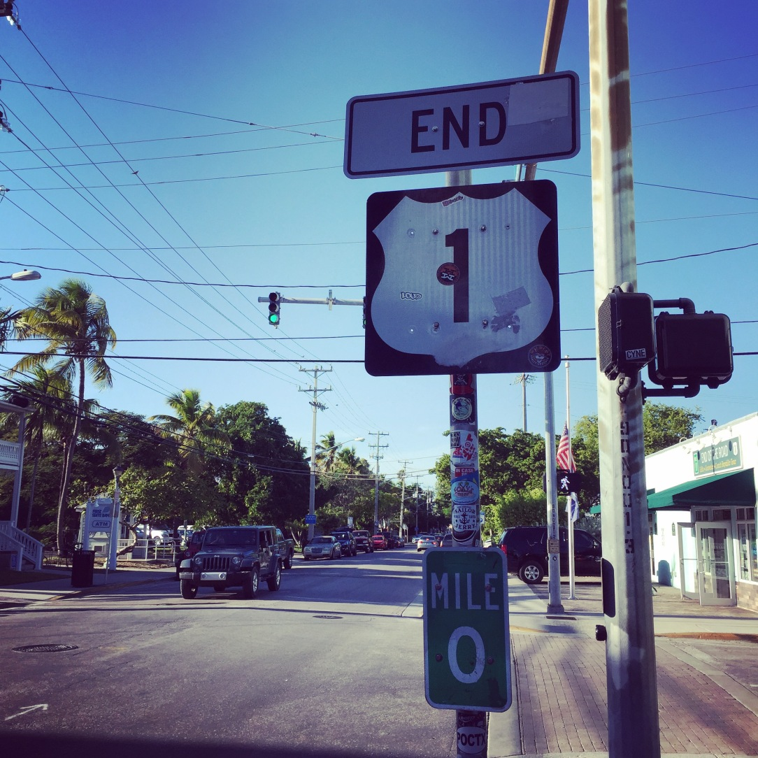 Key West Mile 0 (2)