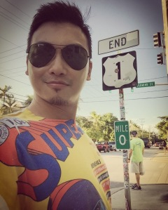 Key West Mile 1
