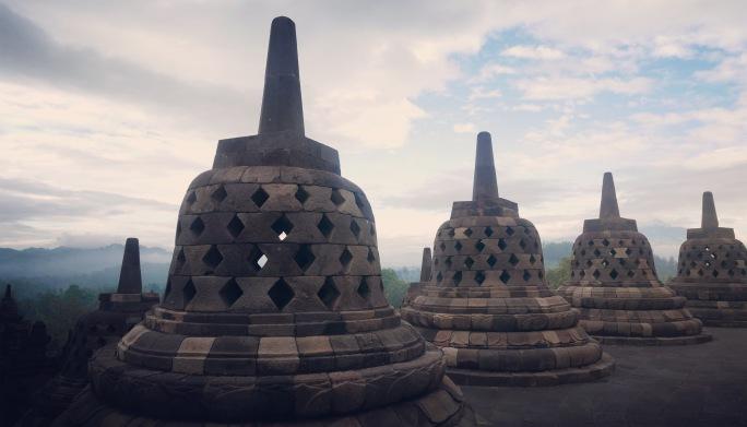 Yogyakarta Java Borobudur 13