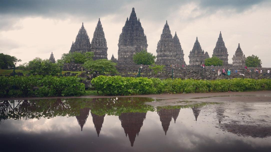 Yogyakarta Java Prambanan 1