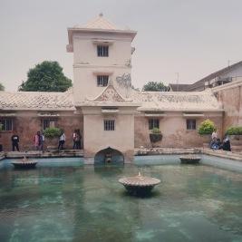 Yogyakarta Java Water Palace