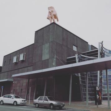 Christchurch - Art