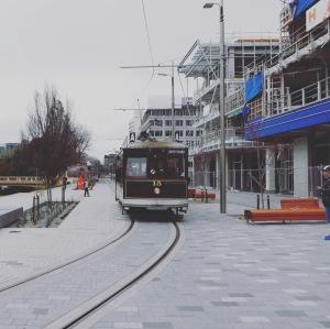 Christchurch - Tram 1
