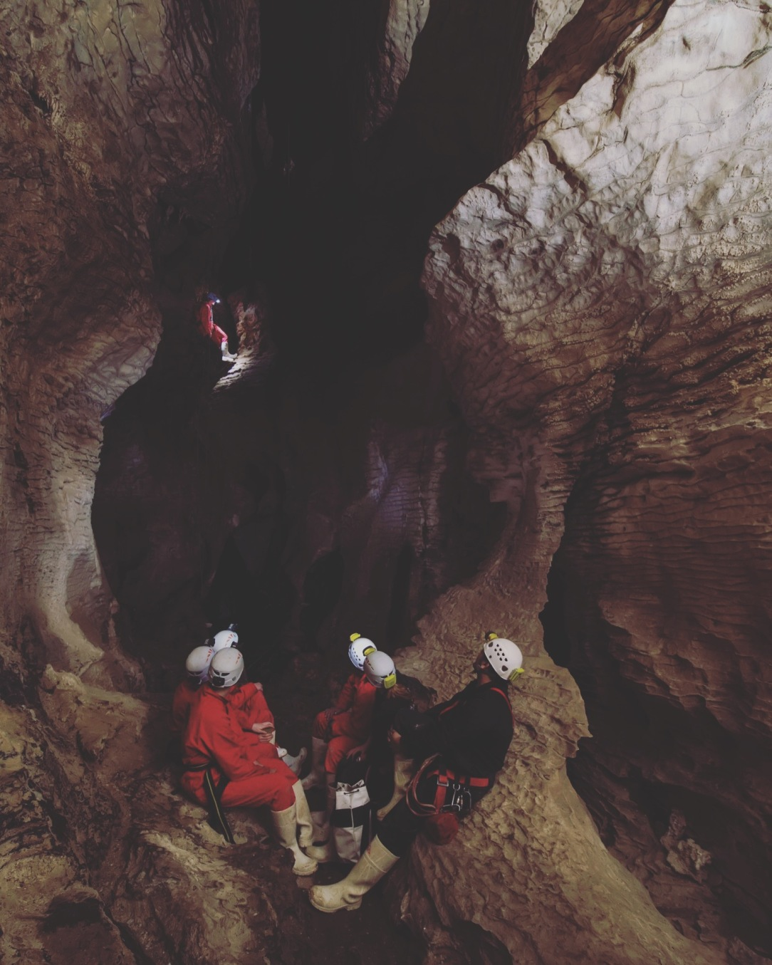 Waitomo Caves - The Black Odessey 6