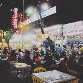 Kuala Lumpur - Jalan Alor Night Market
