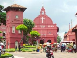 Malaysia - Malacca Church