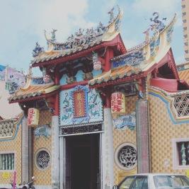 Malaysia - Temple