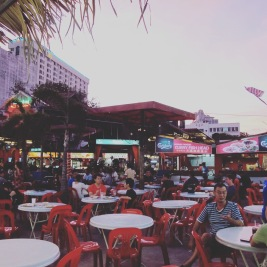 Penang - Red Garden Night Market