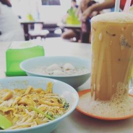 Sabbah - Gaya Street Yee Fung Fish ball and laksa