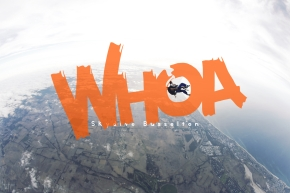 Whoa~! Skydive