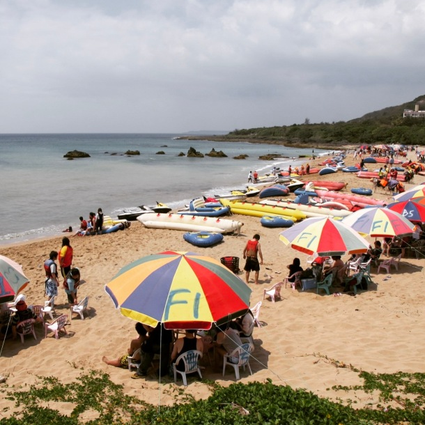 Kenting - Beach Time!