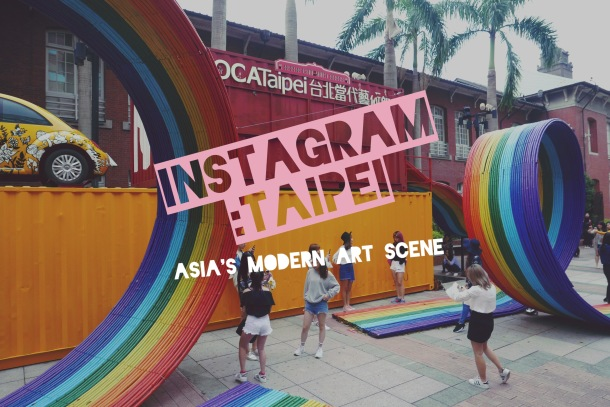 Taipei, Insta-art Cover (1)