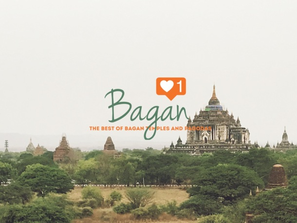#124 The Best of Bagan, Cover