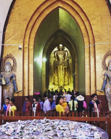 Bagan 3 Ananda Temple 3