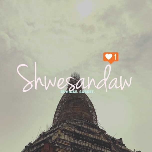 Bagan 5 Shwesandaw Pagoda 0