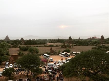 Bagan 5 Shwesandaw Pagoda 3