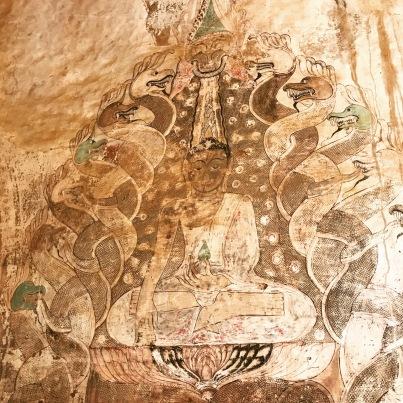 Bagan 6 Dhammayangyi Temple 4