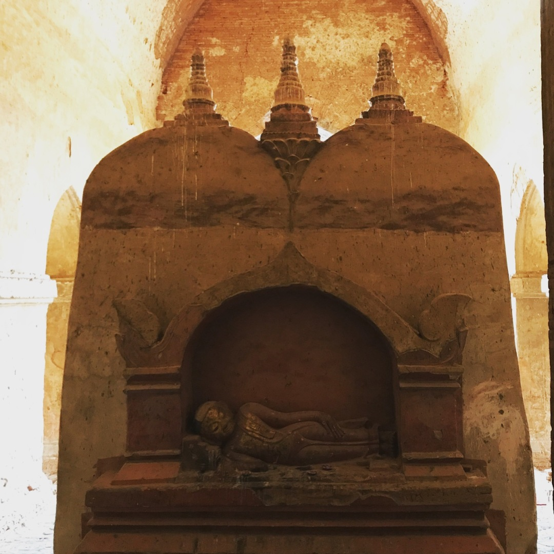 Bagan 6 Dhammayangyi Temple 8
