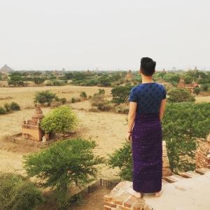 Bagan Sunrise 2