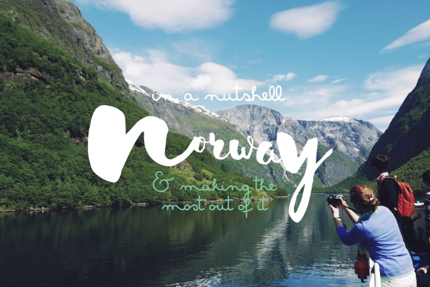 Norway in a Nutshell - Cover