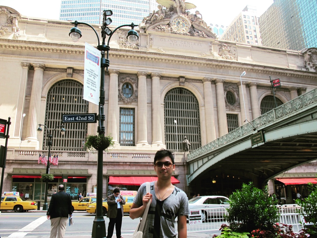 5. NYC Grand Central
