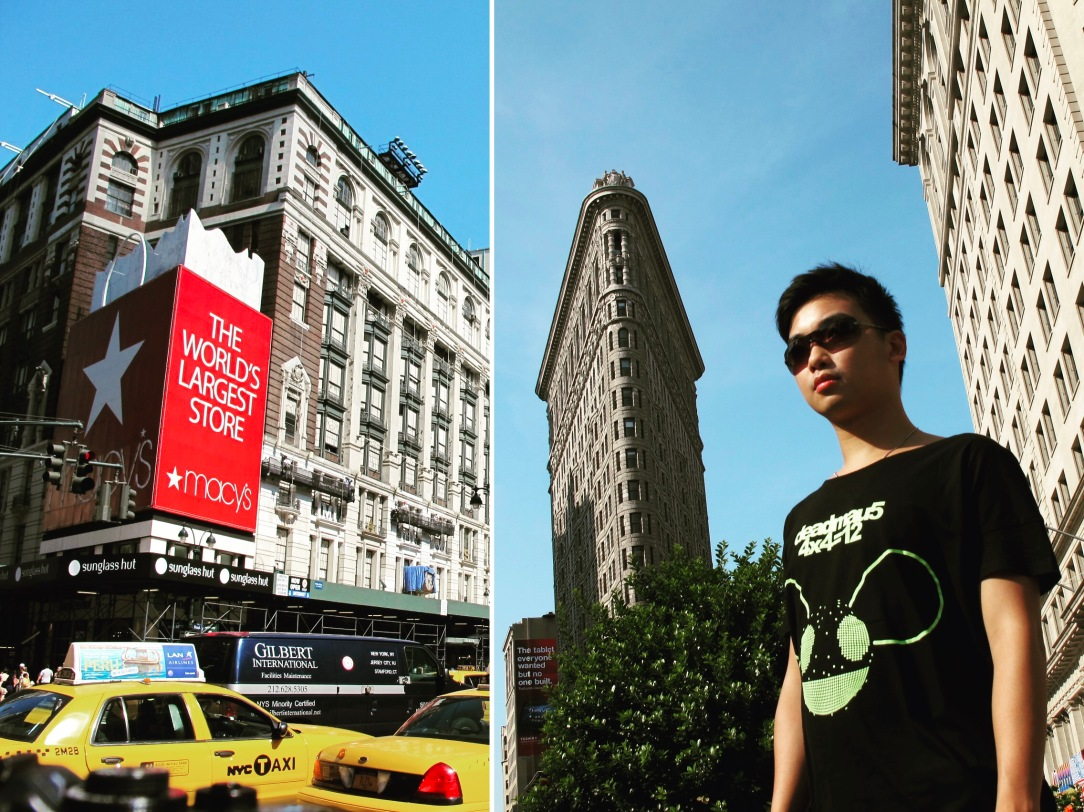 7. NYC Flatiron Building