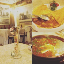 Saint Petersburg - Dinner Time!